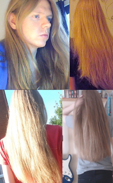 how long can hair grow in 6 months