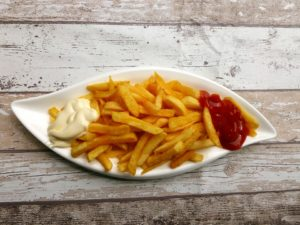 Fried foods may cause hair loss