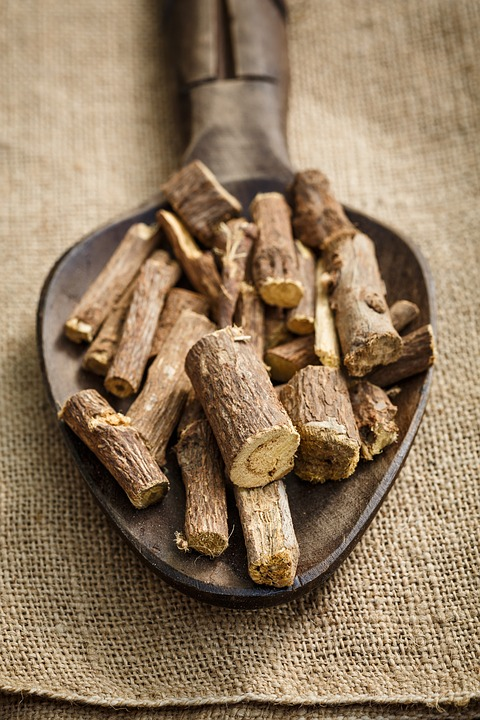 licorice for hair loss