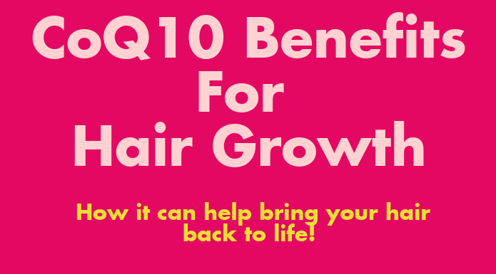 coenzyme q10 benefits for hair